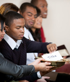 Tithing Today: God's Plan or Designs of Man? | June's Journal