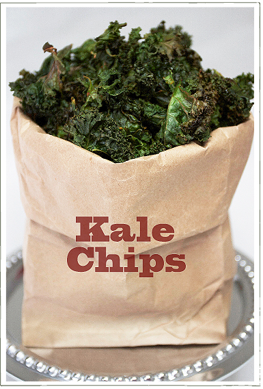 Kale Chips: My New Snack Friend | June's Journal
