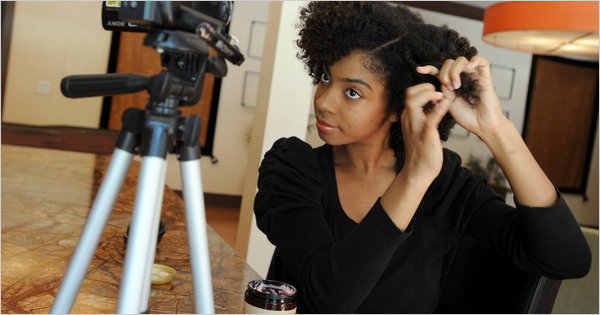 New York Times Documentary on Transitioning to Natural Hair   June's Journal image 2