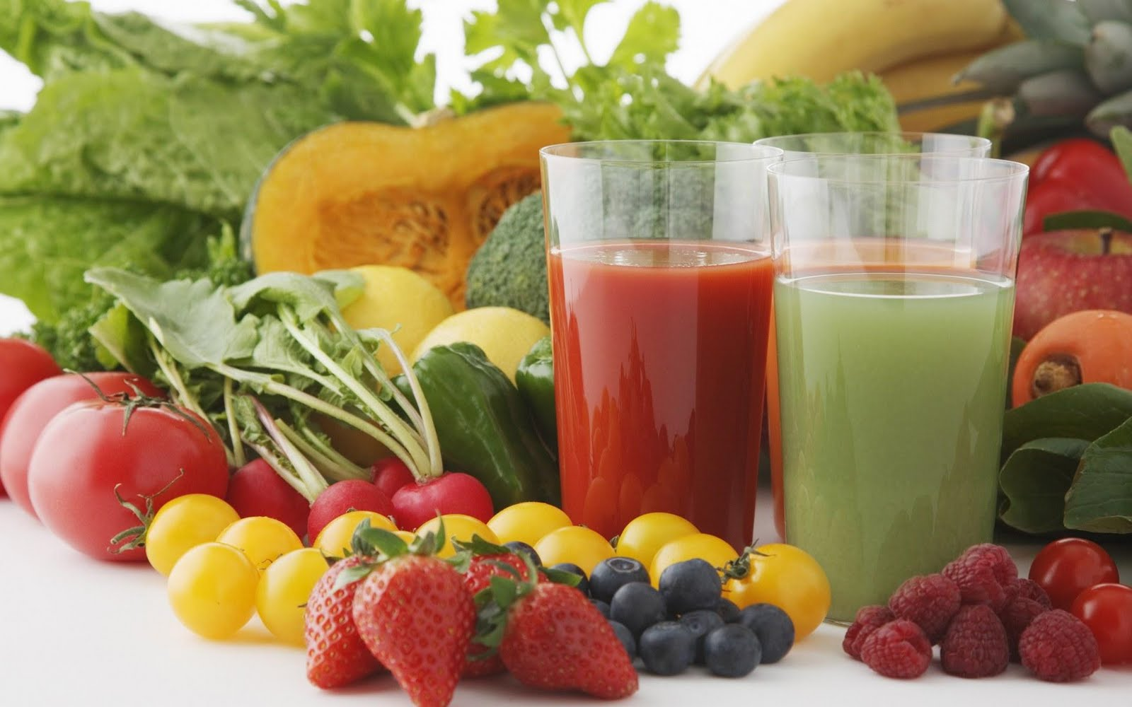 Juicing:  From Selection to Drinking | June's Journal