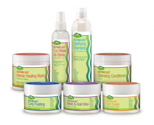 The Nothing But Hair Care Line for Natural Heads   June's Journal