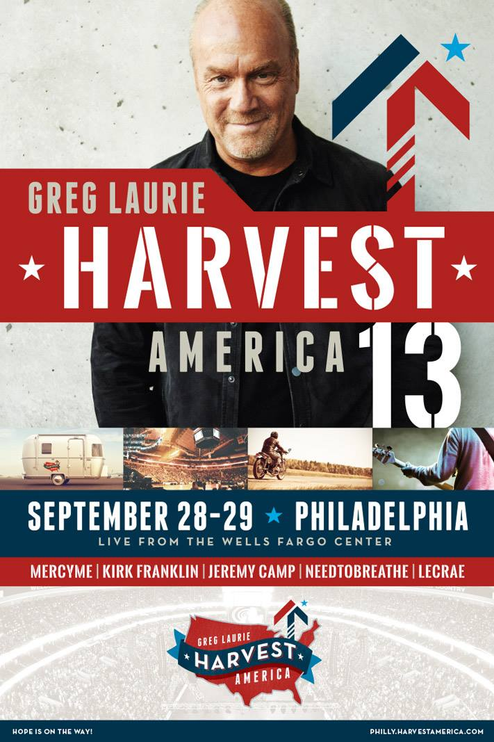 Free Harvest Crusade Comes to Philly This Saturday/Sunday | June's Journal