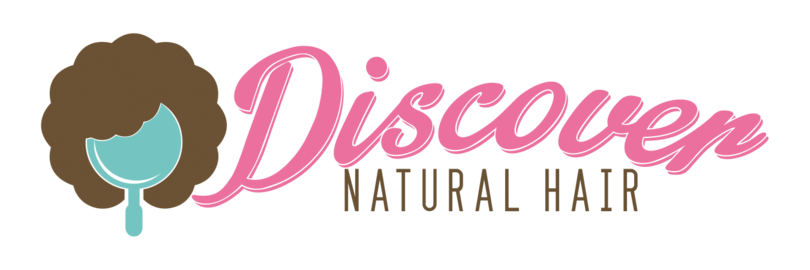 Banner Amazon DiscoverNaturalHair