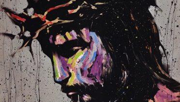 David Garibaldi: Jesus Painting   June's Journal image 2