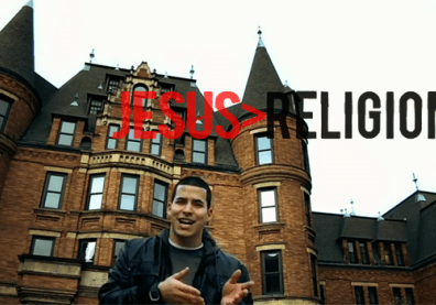 Why I Hate Religion But Love Jesus (Video) | June's Journal